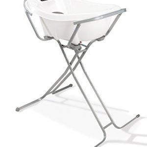 Babymoov-Pied-de-baignoire-tube-de-vidange-Aquascale-Blanc-0