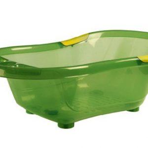 dBb-Remond-Baignoire-Verte-Translucide-avec-Bouchon-de-Vidange-et-Poignes-Antidrapantes-Jaunes-Translucides-0