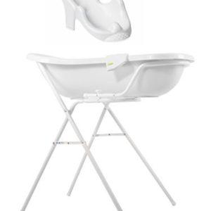 baignoire-bb-XXL-100-cm-Stands-de-bain-Sige-de-bain-Emmay-Soins-blanc-Gant--laver-0