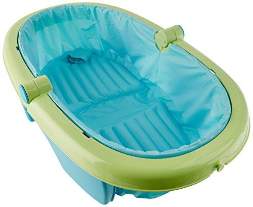 Summer-Infant-Baignoire-Bb-Pliable-Verte-BleuVert-0