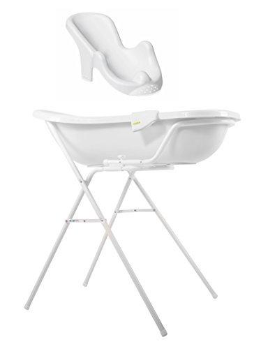 baignoire-bb-XXL-100-cm-Stands-de-bain-Sige-de-bain-Emmay-Soins-blanc-Gant–laver-0