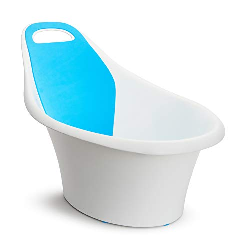 Munchkin-Sit-and-Soak-Baignoire-Ergonomique-Bb-blancbleu-0